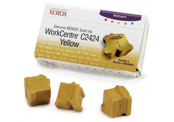Xerox Workcentre C2424-108R00662 Sarı Orjinal Kartuş