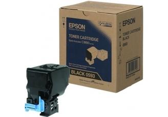 Epson CX-37/C13S050593 Siyah Orjinal Toner