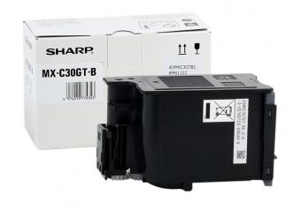 Sharp MX-C30GTBA Orjinal Siyah Toner