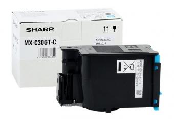Sharp MX-C30GTCA Orjinal Mavi Toner
