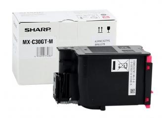 Sharp MX-C30GTMA Orjinal Kırmızı Toner