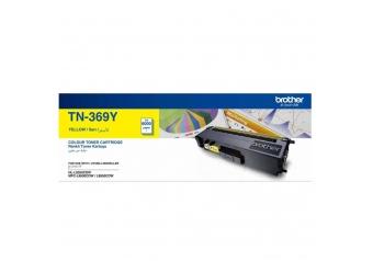 Brother TN-369 Sarı Orjinal Toner
