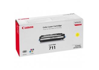 Canon CRG-711 Sarı Orjinal Toner