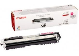 Canon CRG-729 Kırmızı Orjinal Toner