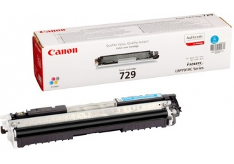 Canon CRG-729 Mavi Orjinal Toner