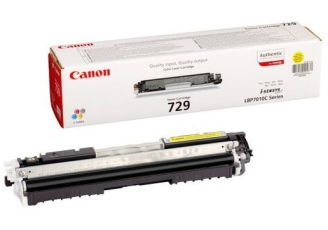 Canon CRG-729 Sarı Orjinal Toner