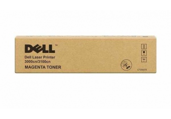 Dell 3000Cn-CT200483 Kırmızı Orjinal Toner