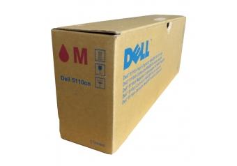 Dell 5110cn-CT200842 Kırmızı Orjinal Toner