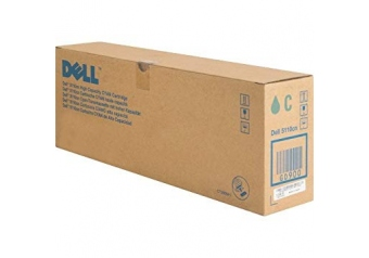 Dell 5110cn-CT200841 Mavi Orjinal Toner