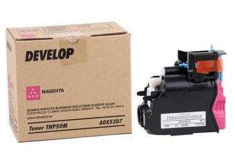 Develop TNP-50 Kırmızı Orjinal Fotokopi Toner