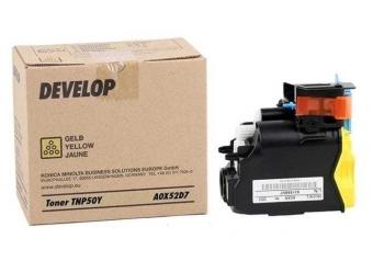 Develop TNP-50 Sarı Orjinal Fotokopi Toner