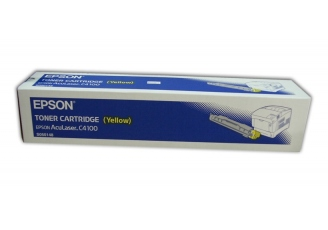 Epson C4100/C13S050148 Orjinal Sarı Toner
