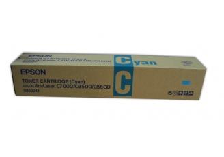 Epson C8500/C13S050041 Orjinal Mavi Toner