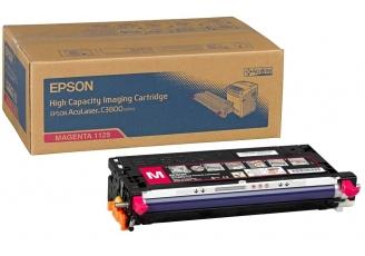 Epson C3800 C13S051125 Orjinal Kırmızı Toner