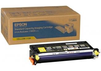 Epson C3800 C13S051128 Orjinal Sarı Toner