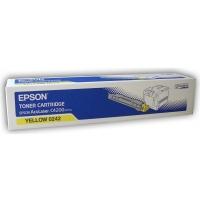 Epson C4200-C13S050242 Orjinal Sarı Toner
