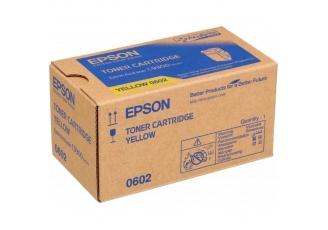 Epson C9300 C13S050602 Orjinal Sarı Toner