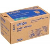 Epson C9300 C13S050604 Orjinal Mavi Toner