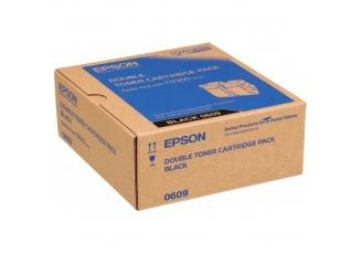 Epson C9300 C13S050609 Orjinal Siyah Toner 2'Li
