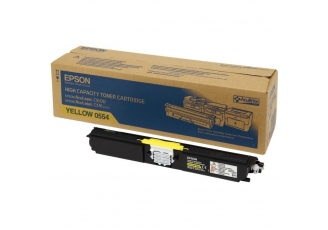 Epson CX-16-C13S050554 Orjinal Sarı Toner