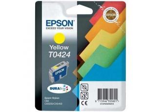 Epson T0424 C13T04244020 Sarı Orjinal Kartuş