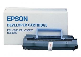 Epson EPL-5500/C13S050005 Orjinal Toner