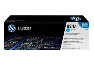 Hp 824A-CB381A Mavi Orjinal Toner
