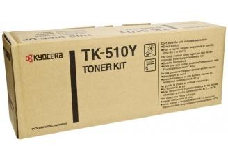 Kyocera Mita TK-510 Orjinal Sarı Toner