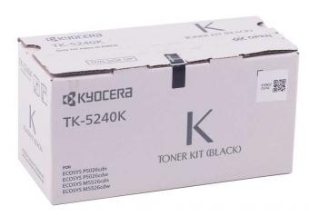 Kyocera Mita TK-5240 Orjinal Siyah Toner