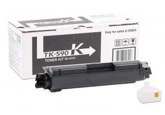 Kyocera Mita TK-590 Siyah Orjinal Toner