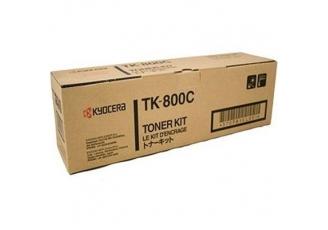 Kyocera Mita TK-800C Orjinal Mavi Toner