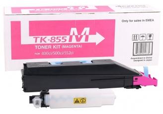 Kyocera TK-855 Kırmızı Orjinal Fotokopi Toner