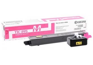 Kyocera Mita TK-895 Kırmızı Orjinal Toner