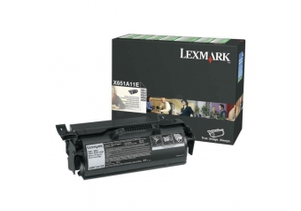 Lexmark X651-X651A11E Orjinal Toner