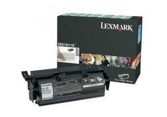 Lexmark X651-X651H11E Orjinal Toner