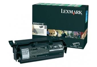 Lexmark X654-X654X11E Orjinal Toner