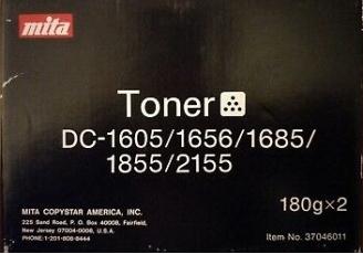 Kyocera Mita DC-1605-37046011 Siyah Orjinal Toner