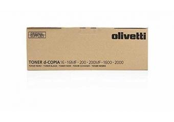 Olivetti D-Copia D16 Orjinal Toner