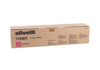 Olivetti MF-25 Kırmızı Orjinal Fotokopi Toner