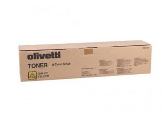 Olivetti MF-25 Sarı Orjinal Fotokopi Toner