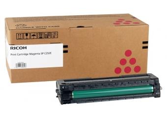 Ricoh SP-C252 Kırmızı Orjinal Toner