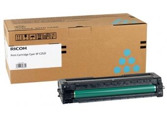 Ricoh SP-C252 Mavi Orjinal Toner
