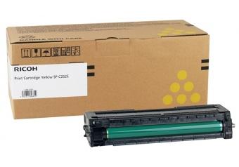 Ricoh SP-C252 Sarı Orjinal Toner