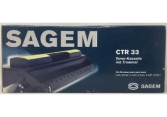 Sagem CTR-33 Orjinal Fax Toner