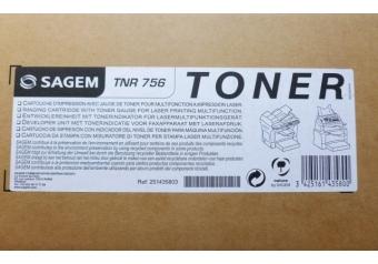 Sagem TNR-756 Orjinal Toner
