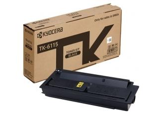 Kyocera Mita TK-6115 Orjinal Siyah Fotokopi Toner