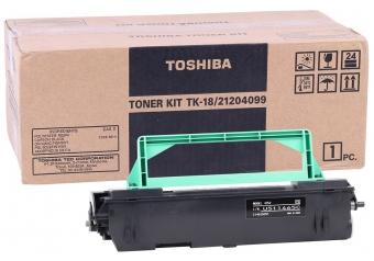 Toshiba TK-18 Orjinal Fax Toner