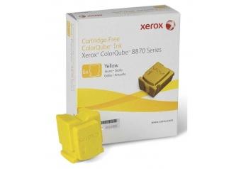 Xerox ColorQube 8870-108R00960 Orjinal Sarı Kartuş  - 6'Lı
