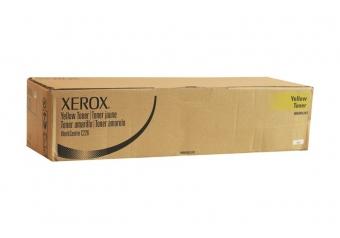 Xerox Workcentre C226-006R01243 Sarı Orjinal Toner