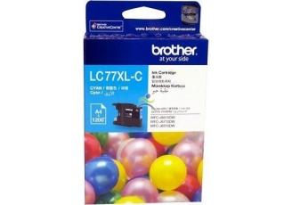 Brother LC77XL Mavi Orjinal Kartuş